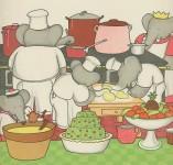 Jornada intensiva menjador 21 de desembre